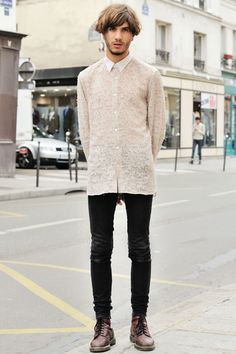 Paris Fashion Week #1 by Monsieur Jerome