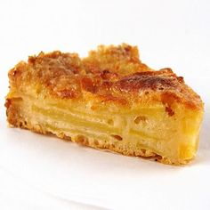 Apple cake with gooey topping- Made this the day I pinned it and it is SOOO good! I am having such a hard time leaving it alone while it cools!