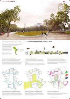 Estas son las propuestas que compiten para remodelar la Plaza España en Madrid,Descubre Madrid. Image © Difusión Ayuntamiento de Madrid