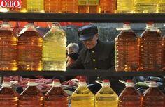 Liệu có dầu đậu nành chính hãng giá 16.000 đồng/lít?