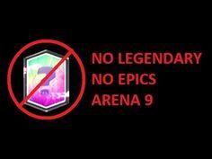 Best Arena 9 Deck Using No Legendaries or Epics - Clash Royale