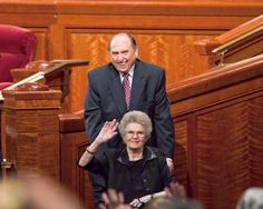 Frances B. Monson, Wife of President Thomas S. Monson, Passes Away