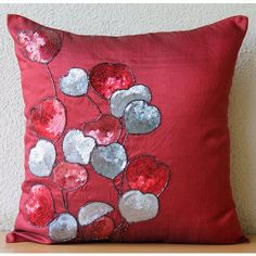 Handmade Red Decorative Pillow Cover, Contemporary Geomet... https://www.amazon.com/dp/B00D9WB2HG/ref=cm_sw_r_pi_dp_x_DvuqybDDJJR1H