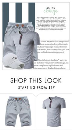 """""""Rosegal 80/ III"""" by emina-095 on Polyvore featuring Magnolia Home, men's fashion, menswear, polyvoreeditorial and rosegal"""