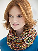 Image of Arm Knit <font color=red>Cowl</font>