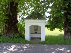 Bauer zu Schlag - Kapelle / © Pfarre Grünau im Almtal Outdoor Decor, Home Decor, Pictures, Interior Design, Home Interior Design, Home Decoration, Decoration Home, Interior Decorating
