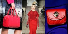 Fall 2013 Trend Finder: Color Trend: Red