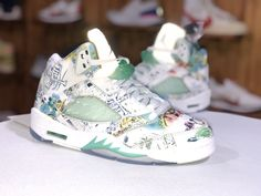 Air Jordan 5 Wings Color  Multi-Color Multi-Color Release Date  September  2018 Style Number  4461a4f58