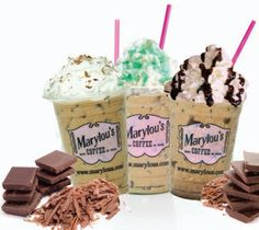 Marylous's Girl Scout Cookie Iced Coffee is AMAZING!!!! https://www.facebook.com/MarylousTheBestCoffeeInTown
