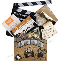 You're a Star – movie theme gifts canada – appreciation gifts canada – Gift Basket Ideas Corporate Gift Baskets, Corporate Gifts, Movie Night Gift Basket, Popcorn Gift, Themed Gift Baskets, Movie Themes, Appreciation Gifts, Thank You Gifts, Canada
