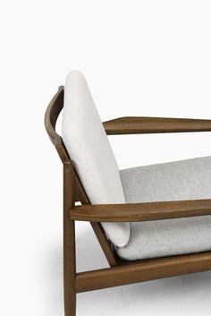 Arne Vodder easy chairs by Glostrup møbelfabrik at Studio Schalling