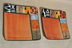 Safari Square Side Plate