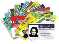 Custom made Staff Photo ID Membership Card Personalised Printing Highest Quality…