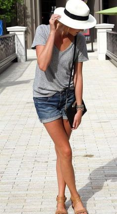 Lovely Summer Outfit Ideas 7