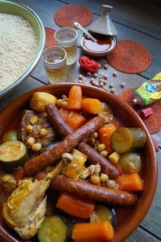 Recettes gourmandes by Kélou: Couscous facile