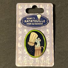 Disney Accessories - Ratatouille Disney Pin