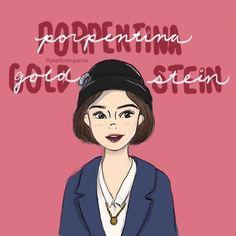 """Porpentina """"Tina"""" Goldstein"""