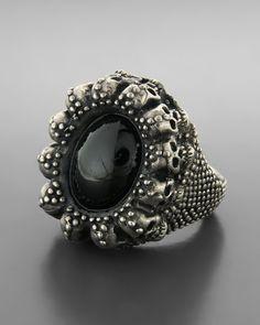 Δαχτυλίδι ανδρικό νεκροκεφαλές ασημένιο 925 με γρανάδα Granada, Rings For Men, Jewelry, Men Rings, Jewlery, Grenada, Jewerly, Schmuck, Jewels