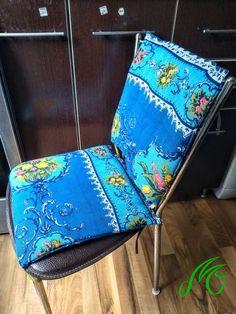 Huse pentru pernele de scaune – Chair cushion covers – Monica D.