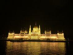 Hungarian Parliament @ Budapest