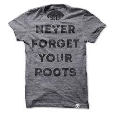 Roots II Tee