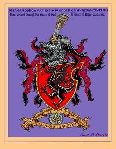 Arms of Draculya (my work)