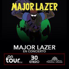 #MajorLazer en Monterrey #ONTOURmx