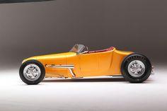 Fiberglass 1927 Model T Custom Replica