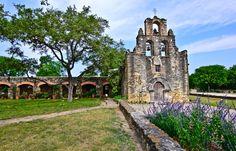 Mission Espada / San Antonio Missions National Historical Park