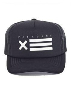 2d24428ae87e0a Nena & Pasadena Trucker Cap kaufen - €29,95 * Günstige versandkosten *    Der Spezialist für Caps!