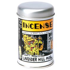 Lush Cosmetics - Lavender Hill Mob Incense - Calming & Relaxing