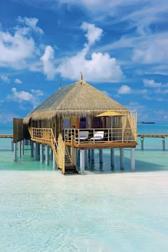 The Constance Moofushi Maldives | HomeDSGN, a daily source for inspiration and fresh ideas on interior design and home decoration.