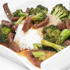 Plan to Eat - Restaurant Style Beef and Broccoli - luke77holly78