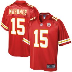 baa8c5158 Patrick Mahomes jersey with AFC Championship patch. Regular