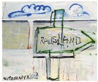 Rausland von Martin Kippenberger