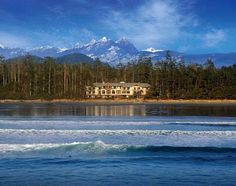 Plan A Pet Friendly Vacation And Experience The Natural Beauty At Long Beach Lodge Resort Http