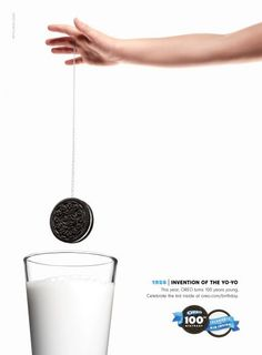 Oreo: 1928 | Invention of the Yo-Yo (by Draftfcb, USA)