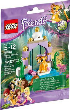 LEGO Friends Tiger's Beautiful Temple (41042)