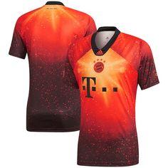 443f3d1771 Bayern Munich adidas Club EA Jersey Red #BayernMunich