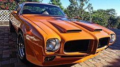 73 Pontiac Firebird Formula