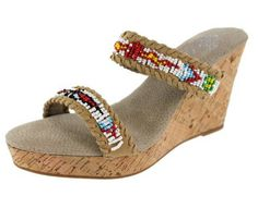 Fun New Tribal Wedges! Perfect with Skinny Jeans and Cute Top!