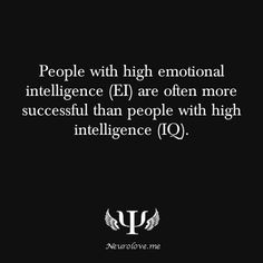 i actually took a stupid test that the answer came out to say that i was high emotional intelligence sweet to know that my EI is better than ur IQ