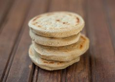 Make these corn-flour cakes called arepas with your kids to teach them about food from South America. We got the recipe from our Compassion staff in Colombia and tried it out — with yummy results.