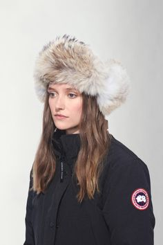 Canada Goose Women, Chelsea, Aviators Women, Mom Hats, Aviator Hat, Parka Style, Velvet Hat, Victoria, Knit Beanie Hat