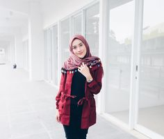 "2,093 Likes, 34 Comments - ashry rizqky rabani (@ashryrrabani) on Instagram: ""welcoming december with reddish looks. . Parka by @preciousnshop_baju (via @blessing.management )"""