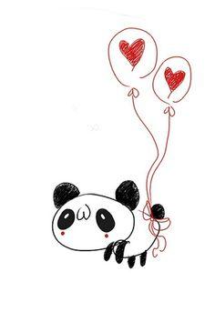 pandas drawings - Google Search