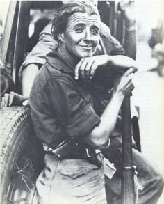 Militia women, Spanish Civil War, 1936-39 #Spain #war