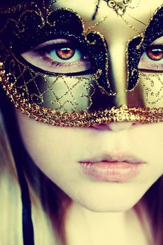 I found this self portrait to be very beautiful and even a little bit inspiring. ~ Deviant Art,  KayleighJune.