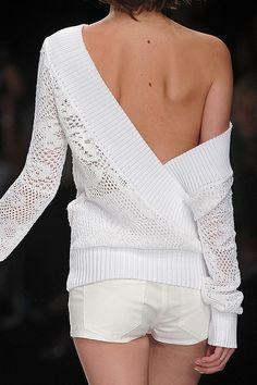 Спинки (трафик) / Декор спины / Модный сайт о стильной переделке одежды и интерьера