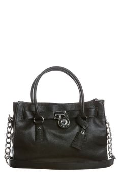 Michael Kors Hamilton Bag. I want one with gold hardware.